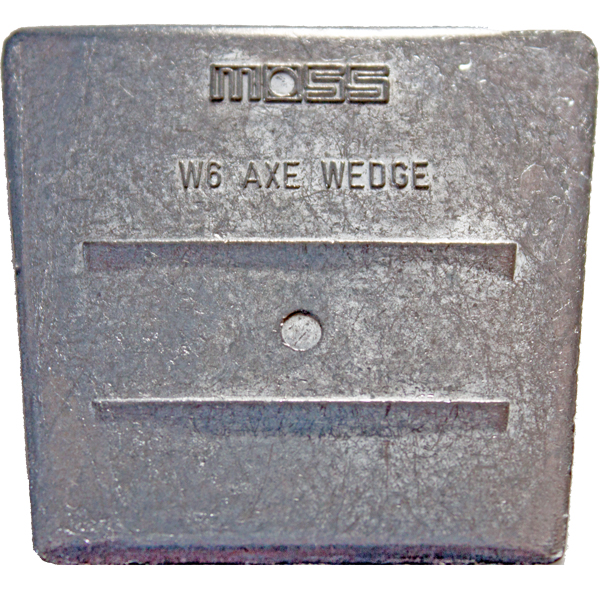 Single Axe Wedge (Packaged)