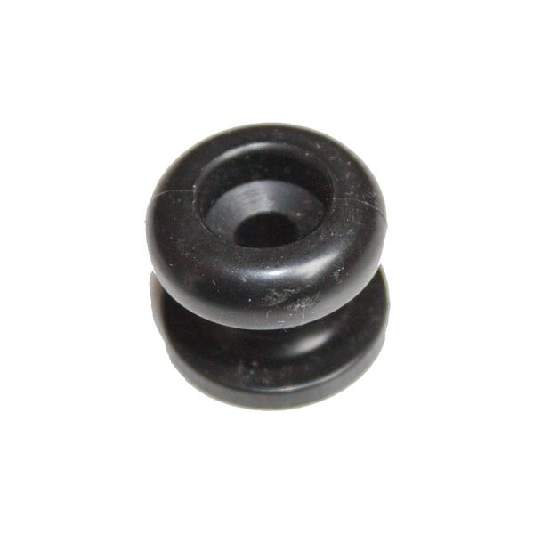 Tie Down Button - Black Polypropylene